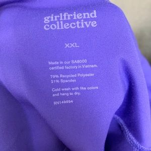 girlfriend collective Pants - 🆕Girlfriend Collective Pansy High Legging    H362